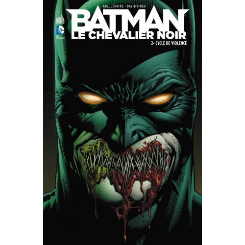 Batman Le chevalier noir Tome 2 (VF) occasion
