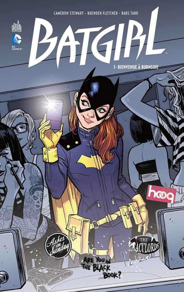 Batgirl Tome 1 (VF)