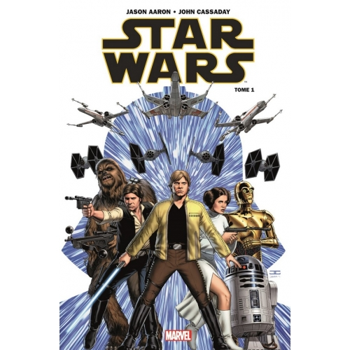 Star Wars tome 1 - Skywalker passe à l'attaque (VF) occasion