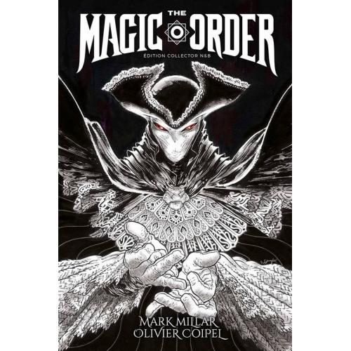 THE MAGIC ORDER (VF) EDITION NOIR ET BLANC
