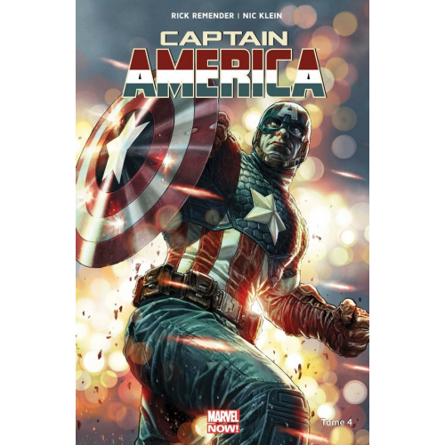 Captain America Marvel Now Tome 4 (VF) OCCASION