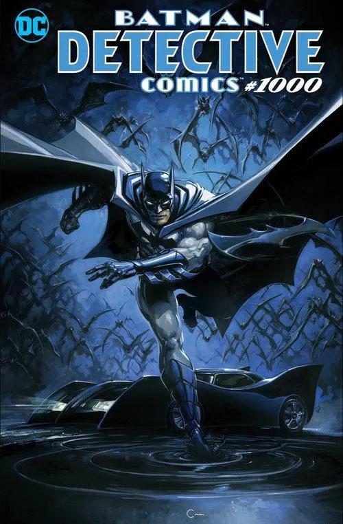 Detective Comics 1000 (VO) KAARE ANDREWS VARIANT