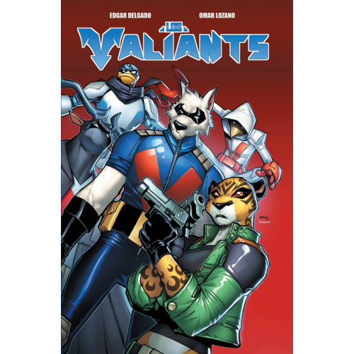 Les Valiants tome 1 (VF)