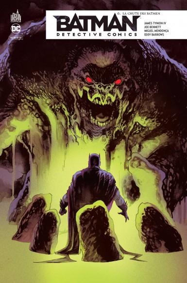 Batman Detective Comics Tome 6 (VF)