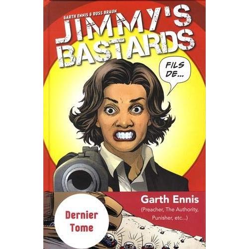 Jimmy's Bastards Tome 2 (VF)