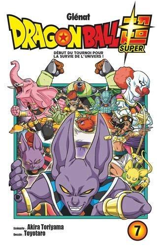 Dragon Ball Super Tome 7 (VF)