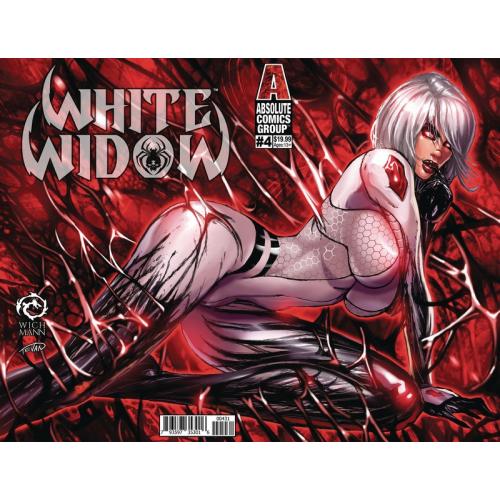 WHITE WIDOW 4 (VO) JAMIE TYNDALL - JESSE WICHMANN LENTICULAR
