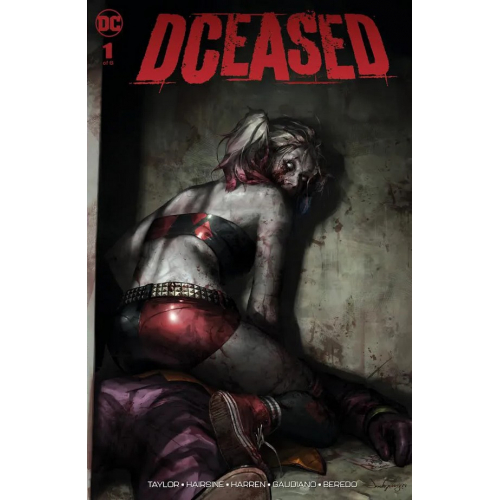 DCEASED 1 (VO) Jeehyung Lee COVER