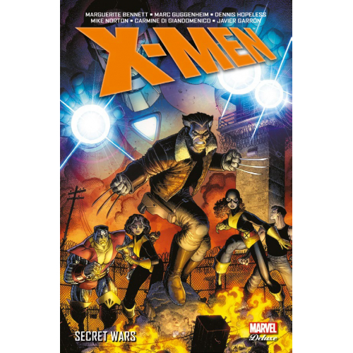 X-MEN : SECRET WARS (VF)