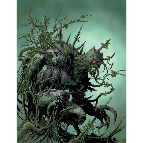 BATMAN DAMNED 3 JIM LEE VARIANT (VO) Brian Azzarello - Lee Bermejo DC BLACK LABEL