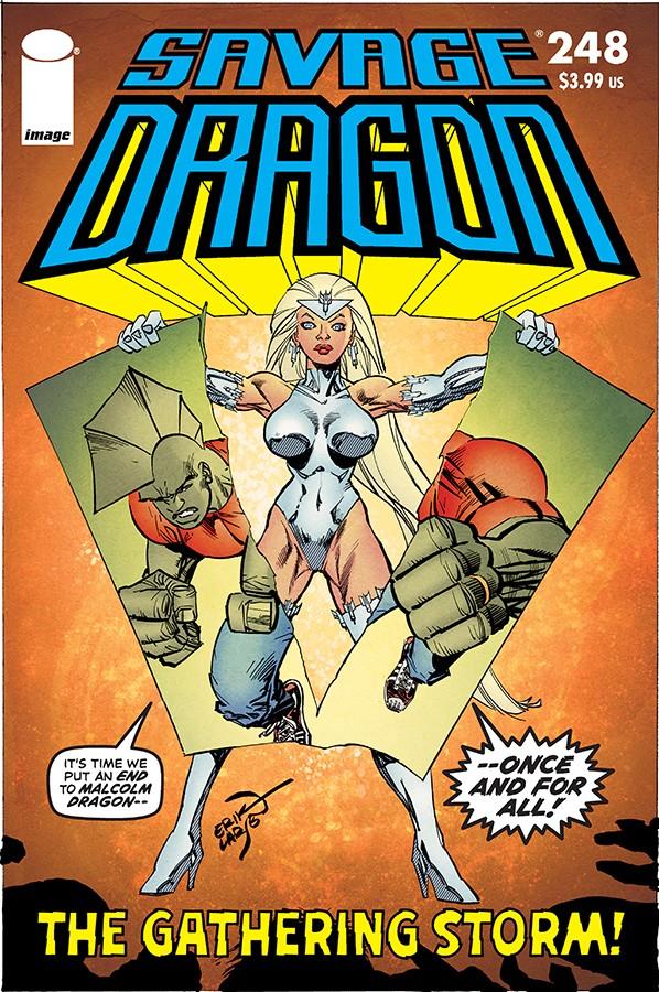Savage Dragon 248 (VO)