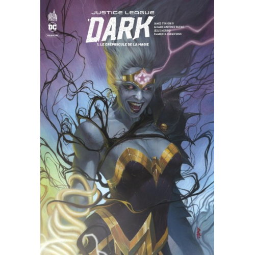 Justice League Dark Rebirth Tome 1 (VF)