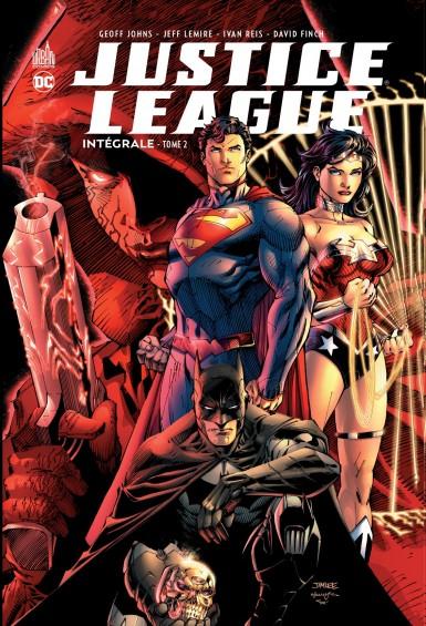 Justice League Intégrale Tome 2 (VF)
