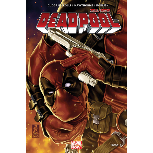 ALL NEW DEADPOOL TOME 7 (VF)