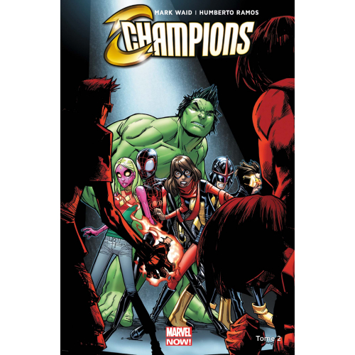 Champions Tome 2 (VF)