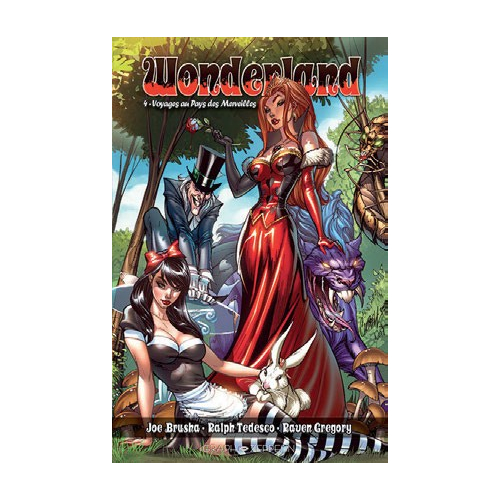 Wonderland Tome 4 (VF)