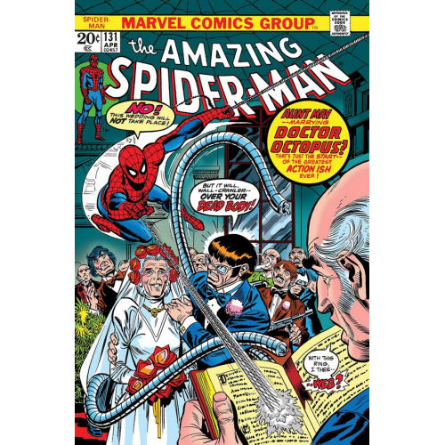 SPIDER-MAN WEDDING AUNT MAY AND DOC OCK 1 (VO)