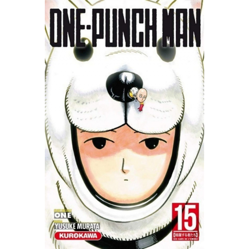 One Punch Man Tome 15 (VF)