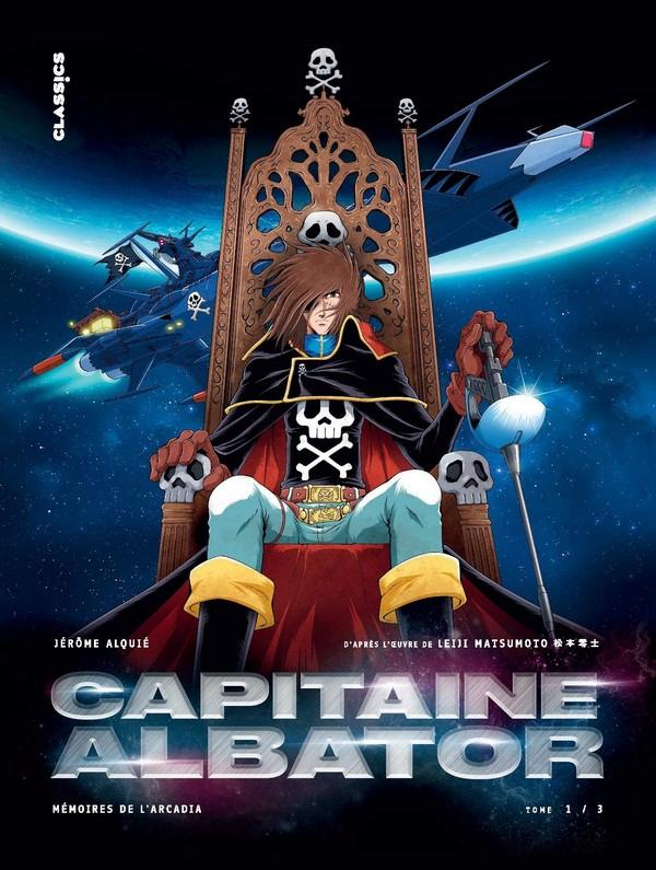 Capitaine Albator - Mémoires de l'Arcadia Tome 1 (VF)