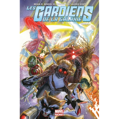 Les Gardiens de la galaxie Marvel Now Tome 4 (VF) Occasion