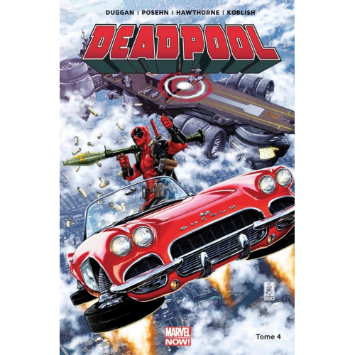 Deadpool Marvel Now Tome 4 (VF) Occasion