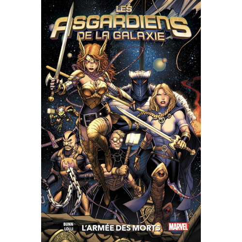 ASGARDIENS DE LA GALAXIE T01 (VF)