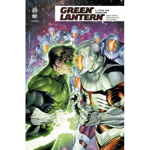 Green Lantern Rebirth Tome 6 (VF)