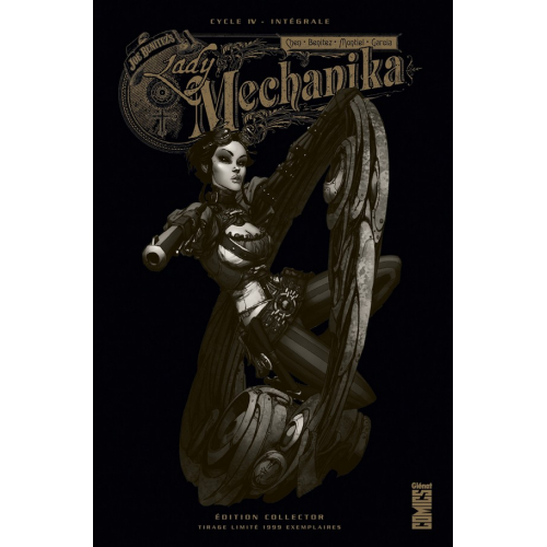 LADY MECHANIKA - TOME 04 - EDITION COLLECTOR (VF)