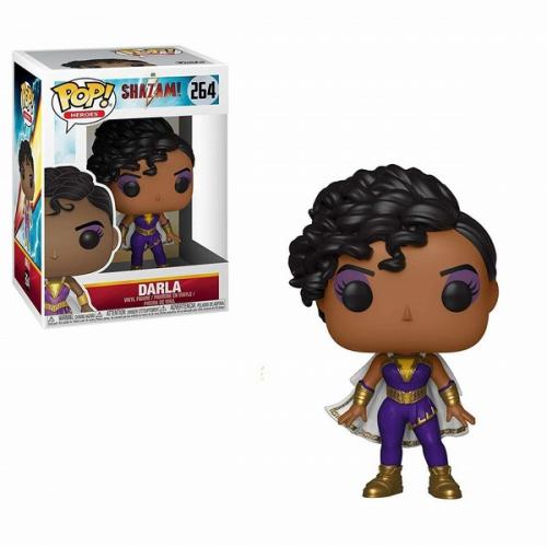 Figurine Funko Pop! Heroes: Shazam - Darla 264