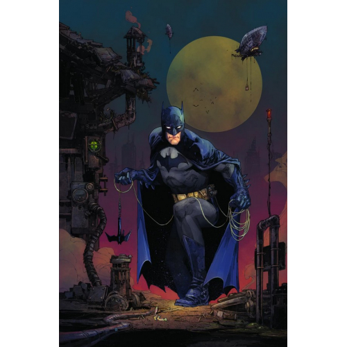 DETECTIVE COMICS 1015 CARD STOCK ROCAFORT VARIANT (VO)