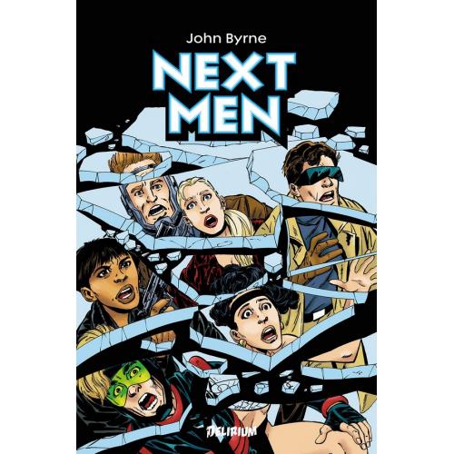 NEXT MEN Intégrale Volume 1 (VF)