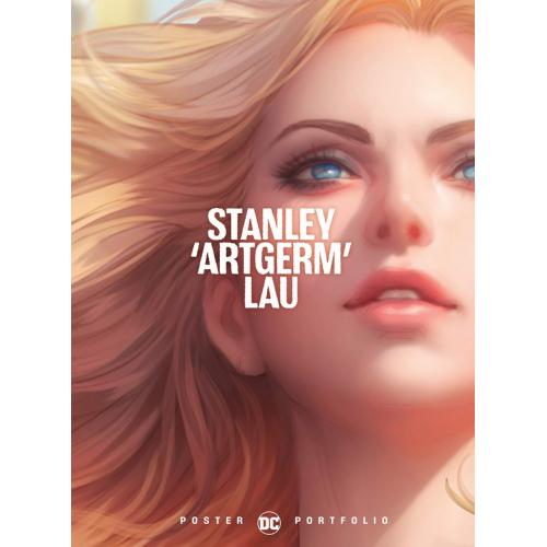 DC POSTER PORTFOLIO STANLEY ARTGERM LAU TP (VO)