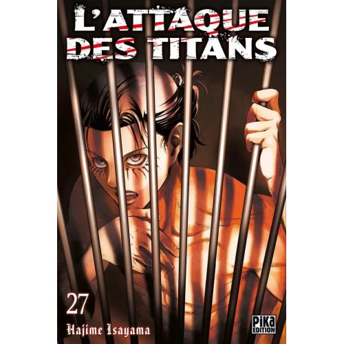 L'attaque des Titans Tome 27 (VF)