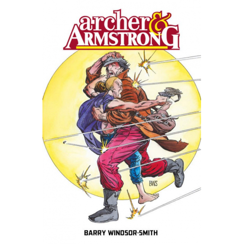 Archer & Armstrong (VF)