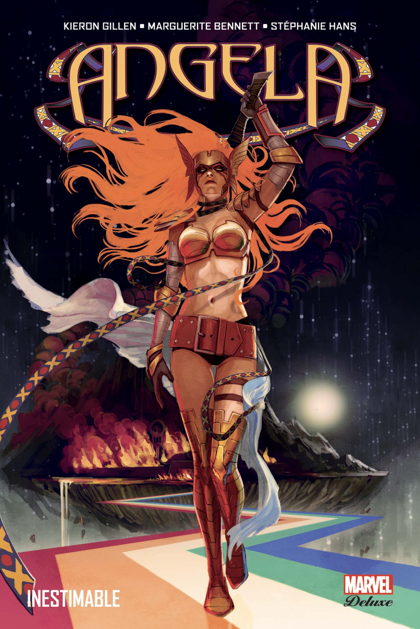 ANGELA : ASSASSIN D'ASGARD (VF)