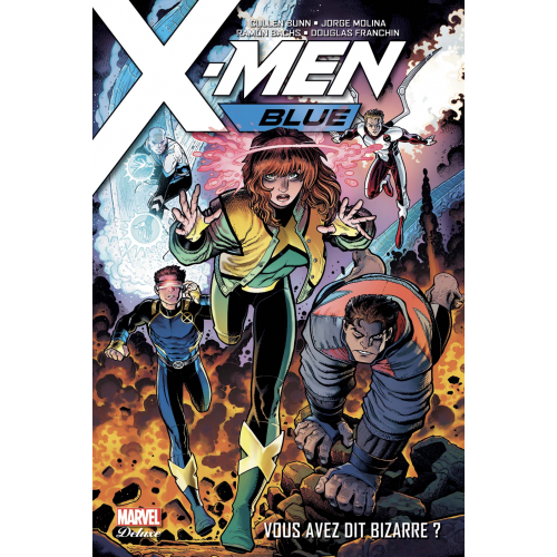 X-MEN BLUE TOME 1 (VF)