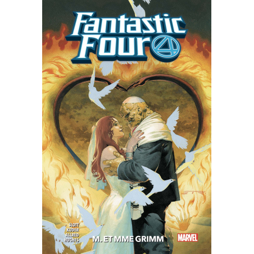 FANTASTIC FOUR TOME 2 (VF)