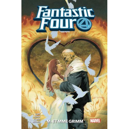 FANTASTIC FOUR TOME 2 (VF)