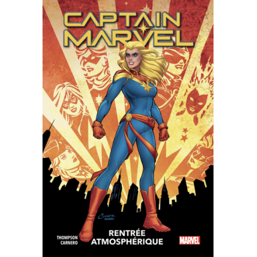 CAPTAIN MARVEL TOME 1 (VF)