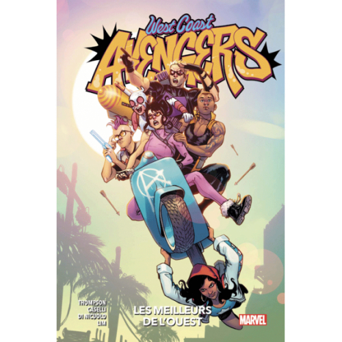 WEST COAST AVENGERS (VF)