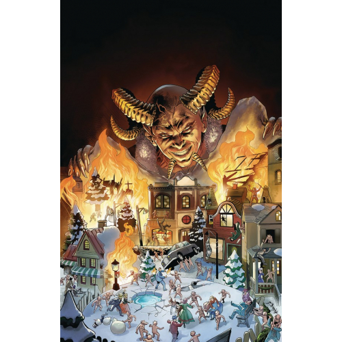 GRIMM FAIRY TALES 2019 HOLIDAY SPECIAL CVR B COCCOLO (VO)
