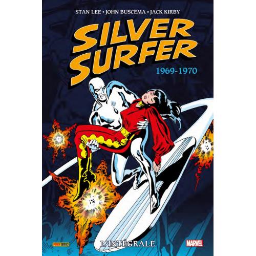 SILVER SURFER : L'INTÉGRALE 1969-1970 (VF)