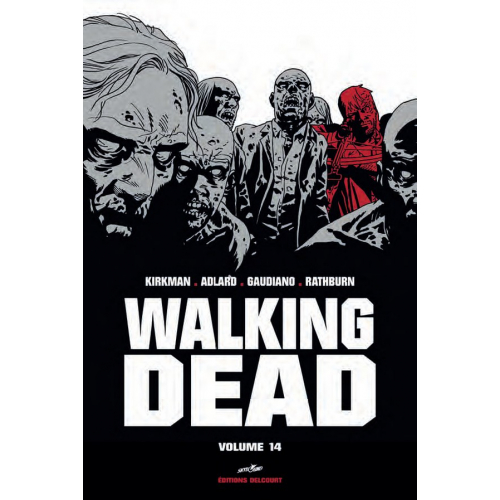 WALKING DEAD PRESTIGE VOLUME 14 (VF)