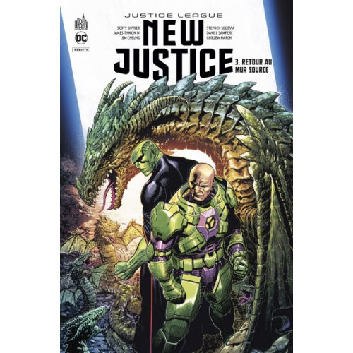 New Justice Tome 3 (VF)