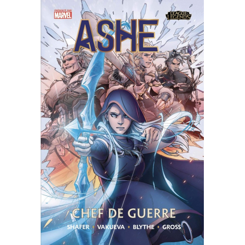 League of Legends: Ashe Tome 1 (VF)