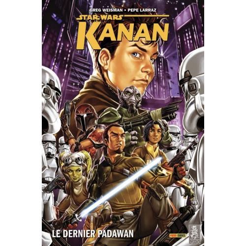 Star Wars - Kanan: Le dernier Padawan (VF)