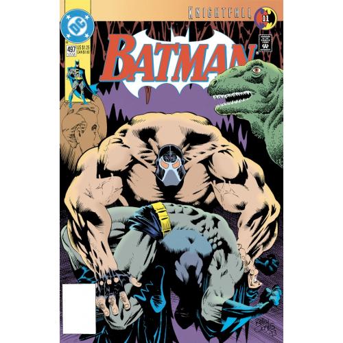 DOLLAR COMICS BATMAN 497 KNIGHTFALL (VO)