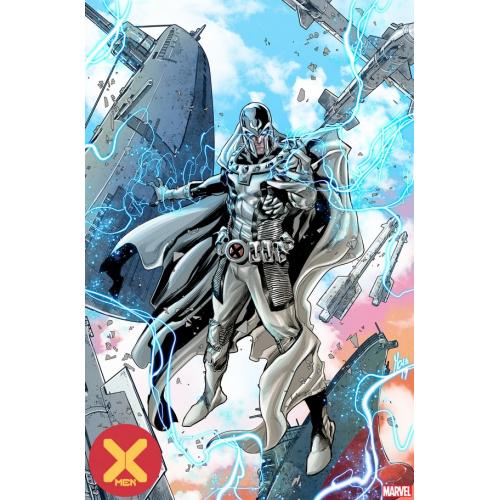 X-MEN 1 CHECCHETTO YOUNG GUNS VAR (VO)