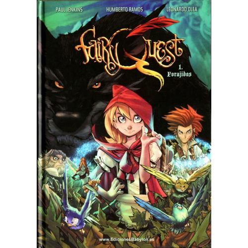 Fairy Quest Forajidos (VO) Espagnol