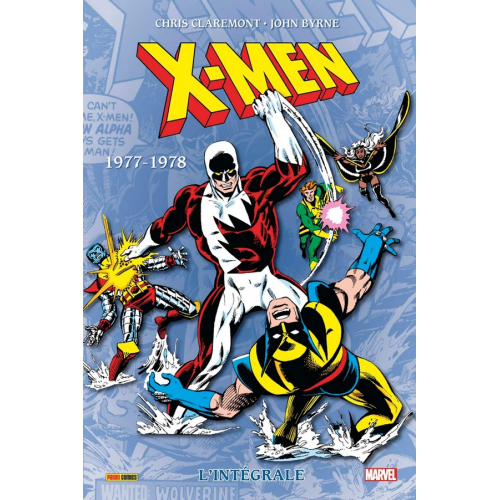 X-Men: L'intégrale Tome 2 (1977-78) NED (VF)